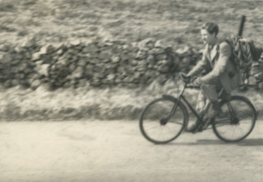 01 Luke Devenish on bicycle